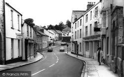 Lostwithiel, Queen Street c.1960