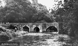 Lostwithiel, Respryn Bridge c.1960