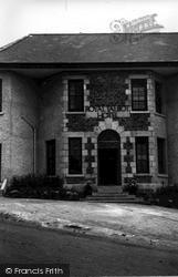 Lostwithiel, Royal Talbot Hotel c.1955