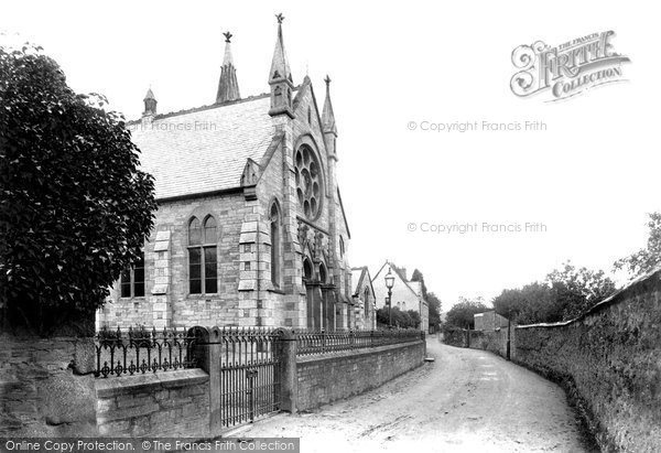 Photo of Lostwithiel, Wesleyan Church 1906