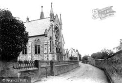 Lostwithiel, Wesleyan Church 1906