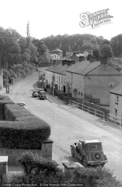 Photo of Lough Gall, The Village c.1960