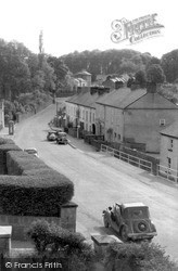 Lough Gall, The Village c.1960