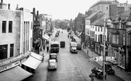 Loughborough, Baxter Gate c1950