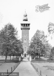 Loughborough, Carillon Tower c.1965