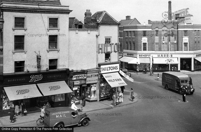 Loughborough, c1955