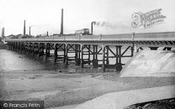 Loughor, The Bridge 1936