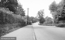 Loughton, Baldwins Hill c.1955
