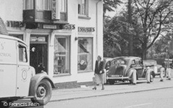 "Loughton, ""Browns"" c.1955"