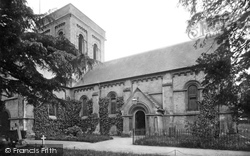 Loughton, Church Of St John The Baptist 1923
