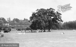 Loughton, Girls Playing Field c.1955