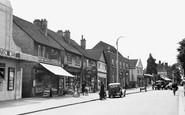 Loughton, High Road 1948