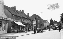 Loughton, High Road 1948