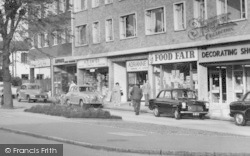 Loughton, High Road Businesses c.1960