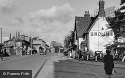 Loughton, High Road c.1955