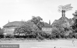 Loughton, High School For Girls c.1955