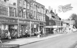 Loughton, High Street c.1955
