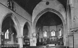 Loughton, St John's Church 1923