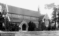 Loughton, St Mary's Church 1923