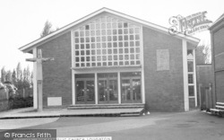 Loughton, The Catholic Church c.1960