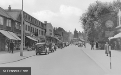 Loughton, The Cinema, High Road c.1950