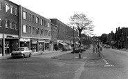 Loughton, the High Road c1960