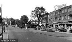 Loughton, The High Road c.1960