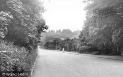 Loughton, The Village c.1955