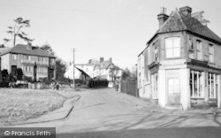 Loughton, York Hill c.1955