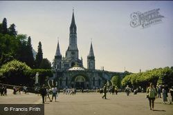 Basilica Of Our Lady Of The Rosary 1994, Lourdes