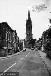 Bridge Street c.1960, Louth