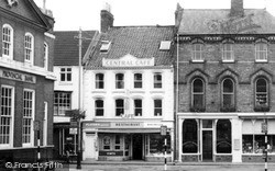 Louth, Central Cafe c.1960