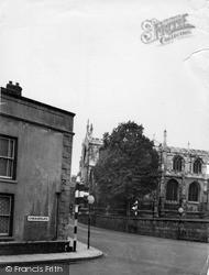 Chequergate c.1955, Louth