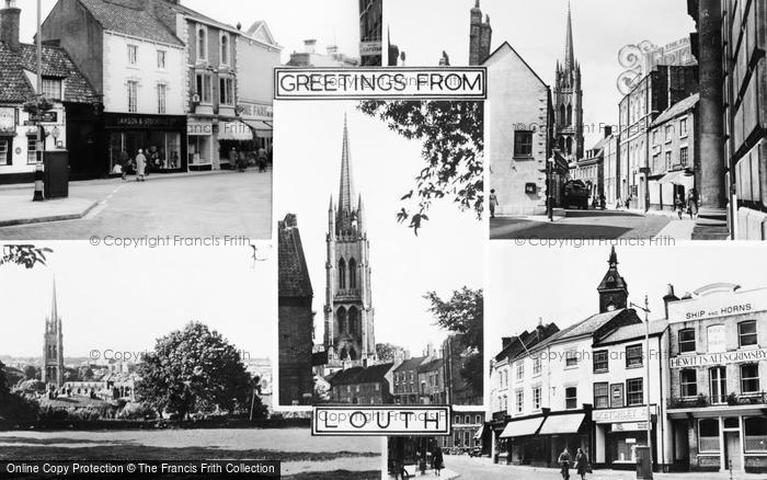 Photo of Louth, Composite c.1960