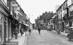 Louth, Eastgate c.1955