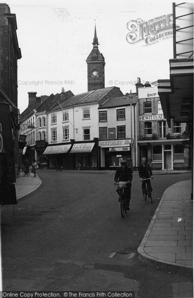 Photo of Louth, Eastgate c.1955