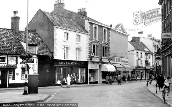 Photo of Louth, Eastgate c.1960