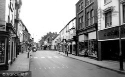 Louth, Eastgate c.1960