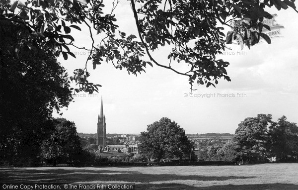 Photo of Louth, From Julian Bower c.1955