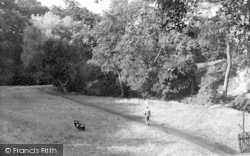 Louth, Hubbards Hills c.1955