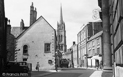 Louth, Little Eastgate c.1955