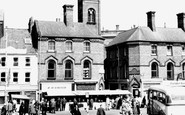 Louth, Market Hall 1967