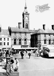 Market Hall 1967, Louth