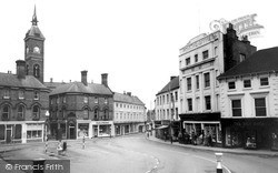 Louth, Market Place c.1960