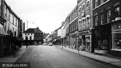 Louth, Mercer Row 1963