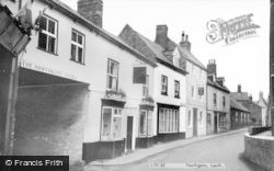 Louth, Northgate c.1960