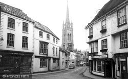 Louth, Upgate 1963