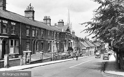 Louth, Upgate c.1955