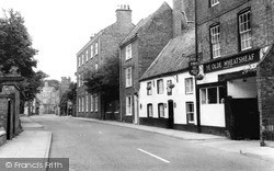 Louth, Westgate c.1955