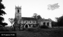 St Katherine's Church c.1965, Loversall